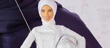 barbie hijab mattel