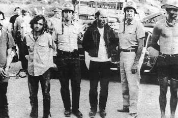 arrestation aout 1969 charles Manson
