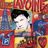Marc Lavoine - pochette album Best of 85-95