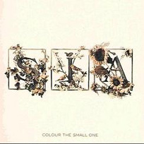 Sia pochette album colour small one