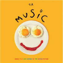 Sia pochette album Music Songs From And Inspired By The Motion Picture