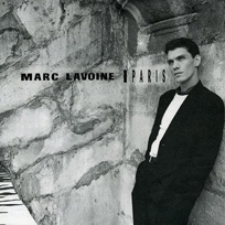 Marc Lavoine - Pochette album Paris