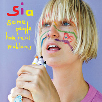 Sia - Pochette album some people problems