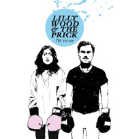 Lilly Wood and the prick - pochette album the fight