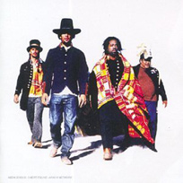 Ben Harper pochette album burn to shine