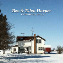 Ben Harper - pochette album childhood home