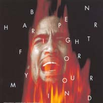 Ben Harper - Pochette album fight for your mind