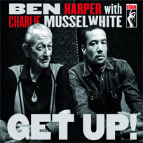 Ben Harper - Pochette album get up