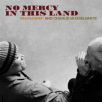 Ben Harper - pochette album no mercy in this land
