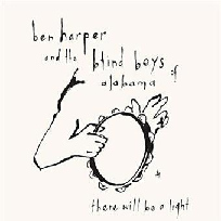 Ben Harper - pochette album there will be a light